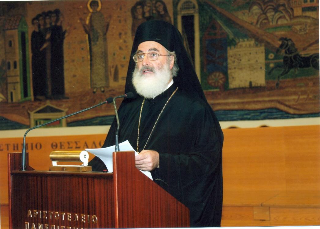Αποκαλυπτήρια ανδριάντα Πατριάρχου Ιωακείμ Γ΄