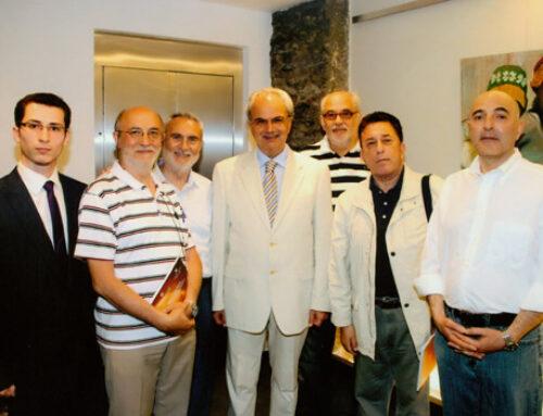 """Εγκαίνια Έκθεσης Έργων Τέχνης μελών της """"Ελληνικής Εταιρείας Για Την Σκλήρυνση Κατά Πλάκας"""""""