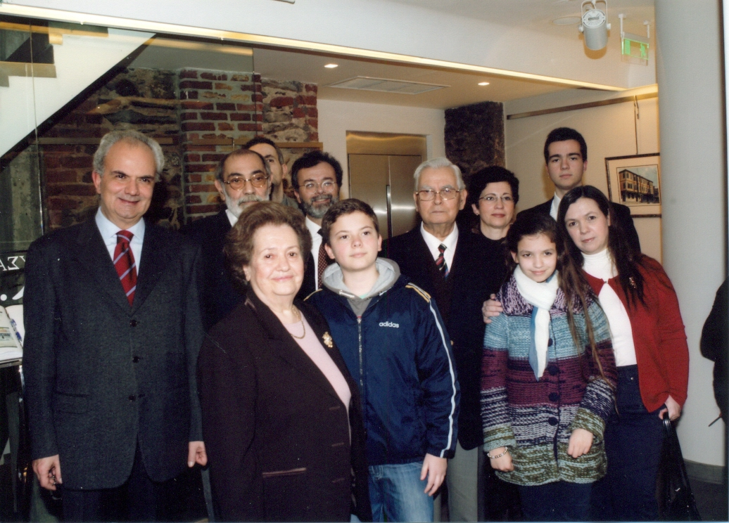 ΕΓΚΑΙΝΙΑ ΕΚΘΕΣΗΣ Κ.ΓΟΥΝΑΡΗ