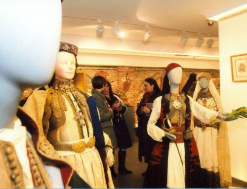 """Τελετή Εγκαινίων Έκθεσης Κειμηλίων με θέμα """"Άρματα και φορεσιές των Ελλήνων κατά τον 19ο αιώνα"""""""