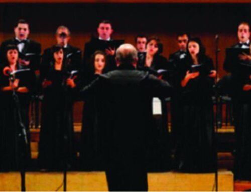 Η Εθνική Χορωδία Δωματίου της Αρμενίας στο Κυβερνείο, 4 Οκτωβρίου 2015, Cityportal