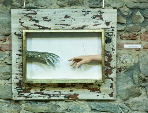 """Έκθεση Γλυπτικής με θέμα: """"Κομπιούτερ εναντίον ανθρωπότητας. Η επιστροφή"""" του Σωκράτη Πίντζα_23 Μαρτίου 2016_""""Αίθουσα Τέχνης Φ.Α.Α.Θ."""""""