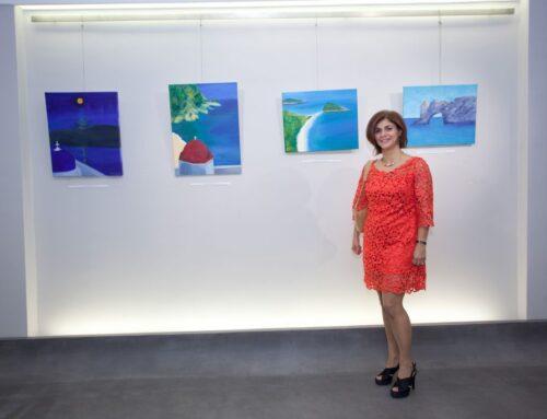 Εγκαίνια Έκθεσης Ζωγραφικής της Μαρίας Αργυρού_19 Οκτωβρίου 2016_Αίθουσα Εκδηλώσεων Φ.Α.Α.Θ.