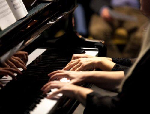 Ρεσιτάλ πιάνου για 4 χέρια και Εγκαίνια έκθεσης ζωγραφικής της Έλλης Ζαχαροπούλου_Κυριακή 23 Δεκεμβρίου 2018_Αίθουσα Τέχνης Φ.Α.Α.Θ.