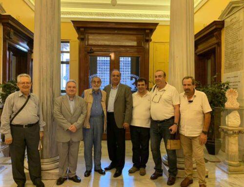 Επίσκεψη Μελών του Δ.Σ. της Φ.Α.Α.Θ. στο Ζωγράφειο Λύκειο της Κωνσταντινούπολης_Παρασκευή 14 Ιουνίου 2019