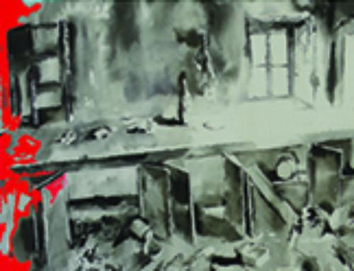 """Εγκαίνια Έκθεσης Ζωγραφικής του Παύλου Μιχαηλίδη_""""στιγμιότυπα""""_Πέμπτη 6 Φεβρουαρίου 2020, ώρα 20.00_Αίθουσα Τέχνης Φ.Α.Α.Θ."""