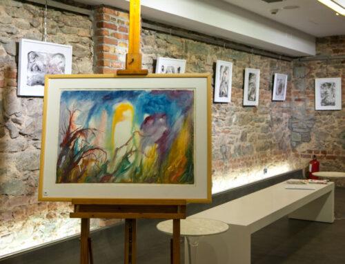 Εγκαίνια Έκθεσης Ζωγραφικής της Ιουλίας Μανούση_Εσωτερικές Αντανακλάσεις_Τρίτη 18 Φεβρουαρίου 2020_Αίθουσα Τέχνης Φ.Α.Α.Θ.